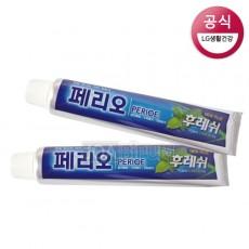 [치약]LG페리오후레쉬150g (숙박용인기상품)